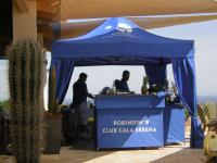 Robinson Club Tornament 6.9.08 The bar is waiting for the players